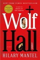 Cover illustration for Wolf Hall