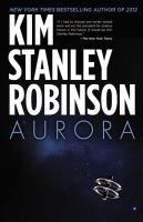Cover illustration for Aurora
