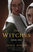 Cover illustration for The Witches