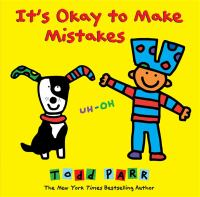 Cover illustration for It's okay to make mistakes