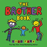 Cover illustration for The Brother Book