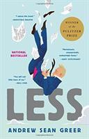 Cover illustration for Less : a novel