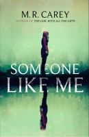 Cover illustration for Someone Like Me