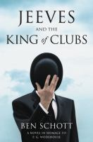 Cover illustration for Jeeves and the King of Clubs
