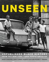 Cover illustration for Unseen