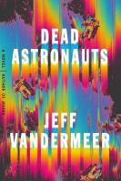 Cover illustration for Dead Astronauts