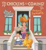 Cover illustration for The Chickens Are Coming