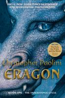Cover illustration for Eragon