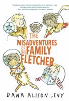 Cover illustration for The Misadventures of the Family Fletcher