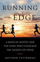Cover illustration for Running to the Edge