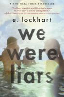 Cover illustration for We Were Liars