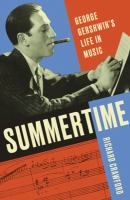 Cover illustration for Summertime