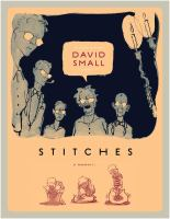 Cover illustration for Stitches : a memoir-- /