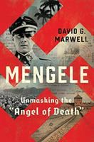Cover illustration for Mengele