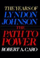 Cover illustration for Years of Lyndon Johnson, v.3: Master of the Senate