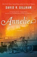 Cover illustration for Annelies