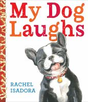 Cover illustration for My Dog Laughs