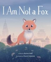 Cover illustration for I am Not a Fox