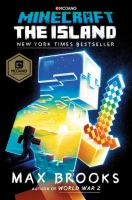 Cover illustration for Minecraft: The Island