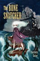 Cover illustration for The bone snatcher