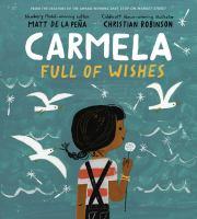 Cover illustration for Carmela Full of Wishes