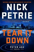 Cover illustration for Tear It Down