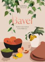 Cover illustration for Bavel: Modern Recipes Inspired by the Middle East