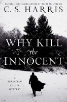 Cover illustration for Why Kill the Innocent