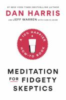 Cover illustration for Meditation for Fidgety Skeptics