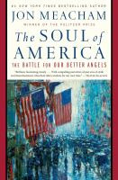 Cover illustration for The Soul of America