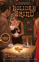Cover illustration for Holiday Grind