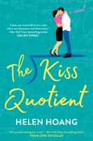 Cover illustration for The kiss quotient
