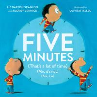 Cover illustration for Five Minutes