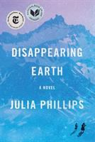 Cover illustration for The Disappearing Earth