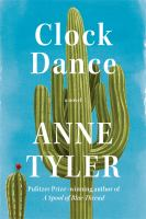 Cover illustration for Clock Dance