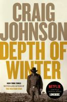 Cover illustration for Depth of Winter