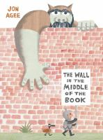 Cover illustration for Wall in the middle of the book