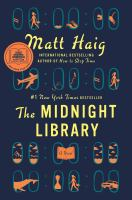 Cover illustration for The Midnight Library