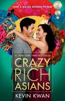 Cover illustration for Crazy Rich Asians