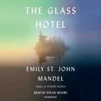 Cover illustration for The Glass Hotel