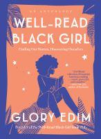 Cover illustration for Well-read black girl