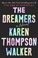 Cover illustration for The Dreamers