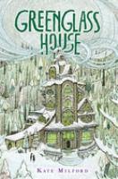 Cover illustration for Greenglass House