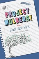Cover illustration for Project Mulberry