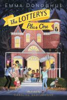 Cover illustration for The Lotterys Plus One