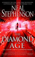 Cover illustration for The diamond age