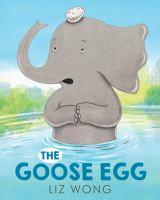 Cover illustration for The Goose Egg