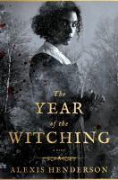 Cover illustration for The Year of the Witching