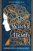 Cover illustration for The Witch's Heart