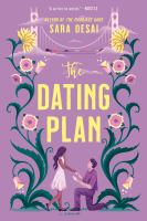 Cover illustration for The Dating Plan